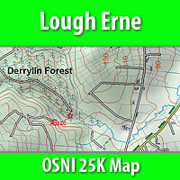 OSNI Northern Ireland 25K 2009 Lough Erne