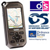 GPS - Lowrance Endura - Safari with OS GB 50K Package