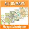 A - Mapyx Subscription - OS ALL MAPS Annual