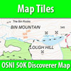 OSNi 50K Northern Ireland Tiles