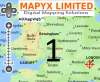 MX Map Web Monthly Subscription