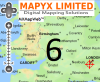 MX Map Web  6 Monthly Subscription