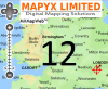 MX Map Web  12 Monthly Subscription